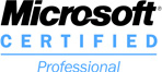 Microsoft Certified Professional, MCP,  Microsoft Certified Systems Engineer,  MCSE